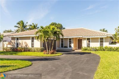 Coral Springs Single Family Home Backup Contract-Call LA: 9207 NW 17th St