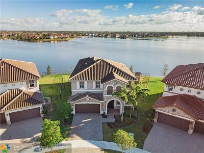 Parkland Single Family Home For Sale: 8680 Lakeside Bnd