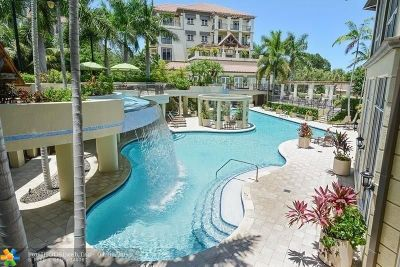 Wilton Manors Rental For Rent: 2617 NE 14th Ave #305