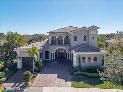 Parkland Single Family Home For Sale: 9800 Bay Leaf Ct