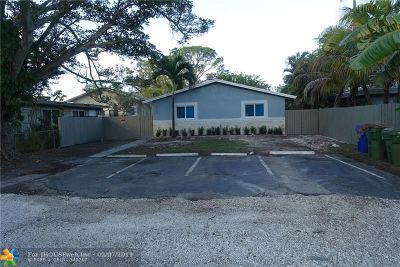 Fort Lauderdale Multi Family Home For Sale: 1107 NW 7th Ave