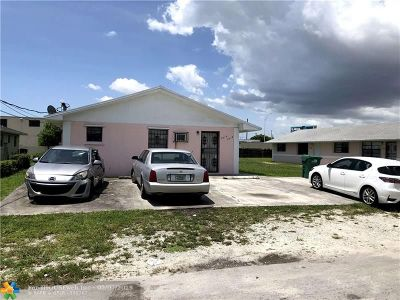 Miami Multi Family Home For Sale: 2420 NW 79th Ter