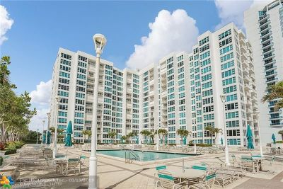 Lauderdale By The Sea Condo/Townhouse For Sale: 1620 S Ocean Blvd #11P