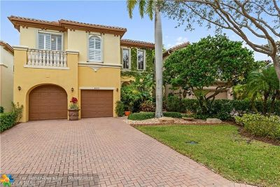 Parkland Single Family Home For Sale: 6609 NW 128th Way