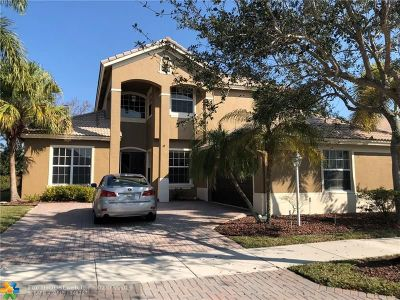 Parkland Single Family Home For Sale: 11205 NW 71st Ct