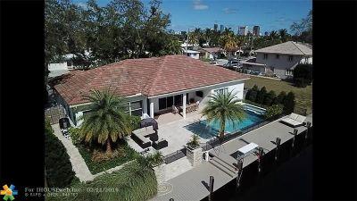 Single Family Home For Sale: 1334 Avocado Isle