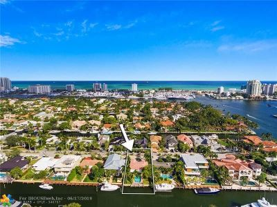 Las Olas Isles Single Family Home For Sale: 725 Solar Isle Dr