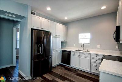 West Palm Beach Single Family Home For Sale: 1230 Wellington St