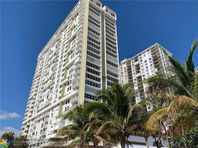 Pompano Beach Condo/Townhouse For Sale: 111 Briny Ave #314