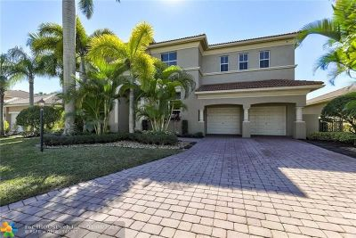 Parkland Single Family Home For Sale: 12740 NW 65th Dr