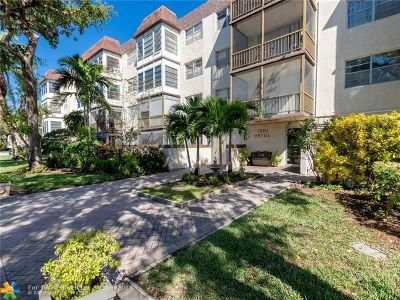Plantation Condo/Townhouse For Sale: 1681 NW 70th Ave #201