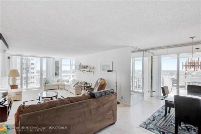Condo/Townhouse For Sale: 1360 S Ocean Blvd #2404