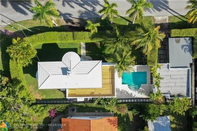 Miami Beach FL Single Family Home For Sale: $1,550,000