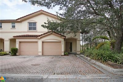 Coral Springs Condo/Townhouse Backup Contract-Call LA: 2565 Riverside Dr #2565