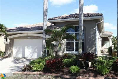 Coral Springs Single Family Home For Sale: 5879 NW 126th Ter