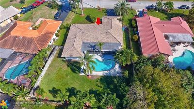 Coral Springs Single Family Home For Sale: 1306 NW 86th Way