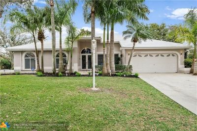 Coconut Creek Single Family Home Backup Contract-Call LA: 5450 NW 38th Ter