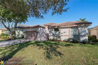Parkland Single Family Home For Sale: 5917 NW 73rd Ct