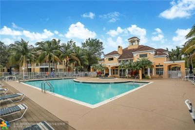 Oakland Park Condo/Townhouse For Sale: 2460 NW 33rd St #1708