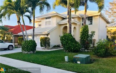 Boca Raton Single Family Home For Sale: 10223 Brookville Ln