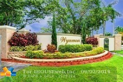 Coconut Creek Condo/Townhouse For Sale: 4602 Martinique Way #F2