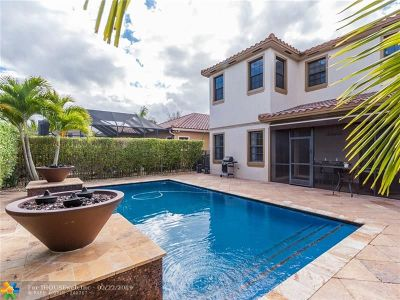 Parkland Single Family Home Backup Contract-Call LA: 7280 NW 112th Ter
