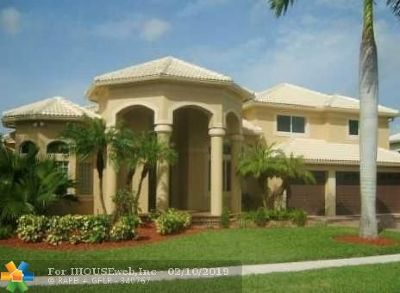 Boca Raton Single Family Home For Sale: 20252 Ocean Key Dr