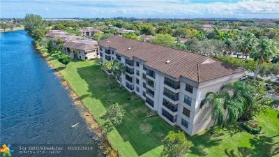 Coconut Creek Condo/Townhouse For Sale: 2660 Carambola Cir N #306 B
