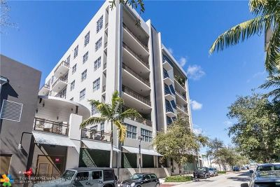 Condo/Townhouse For Sale: 411 NW 1st Ave. #304