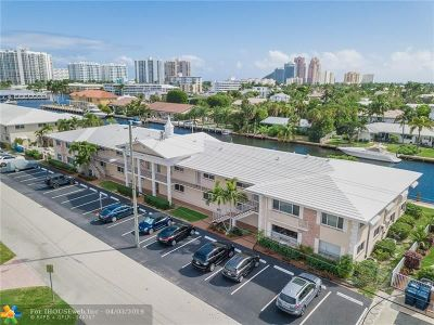 Fort Lauderdale Condo/Townhouse For Sale: 2850 NE 30th St #20