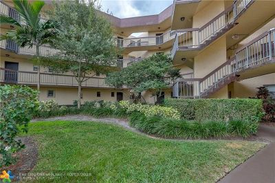 Plantation Condo/Townhouse For Sale: 6755 W Broward Blvd #108