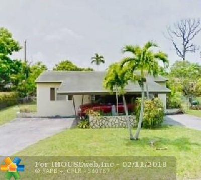 Miami Single Family Home For Sale: 1150 NW 136th St
