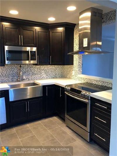 Wilton Manors Rental For Rent: 1309 NE 23rd St #2