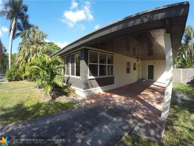 Rental For Rent: 525 SW 11th Ct