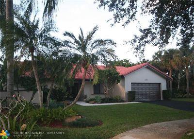 Miami Lakes Single Family Home For Sale: 14780 Glencairn Rd