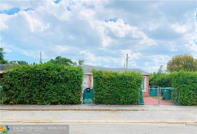 Miami FL Single Family Home For Sale: $245,000