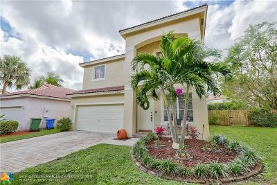 Pembroke Pines Single Family Home For Sale: 1910 NW 78th Ter