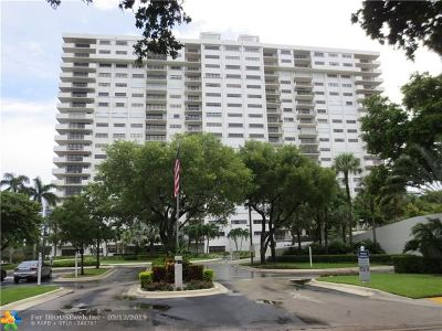 Fort Lauderdale Condo/Townhouse Backup Contract-Call LA: 3200 Port Royale Dr #2103