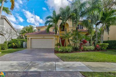 Weston Single Family Home For Sale: 4110 Laurel Ridge Cir