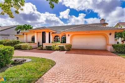 Coral Springs Single Family Home For Sale: 12188 Classic Dr.