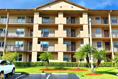 Pembroke Pines Condo/Townhouse For Sale: 13105 SW 16 Court Apt 203l #203L