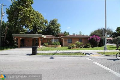 Fort Lauderdale Multi Family Home For Sale: 1802 NE 15th Ave