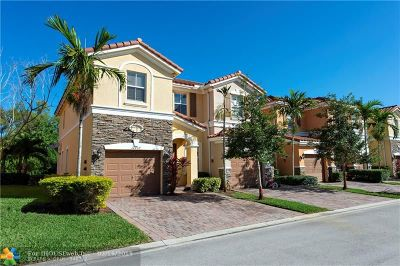 Plantation Condo/Townhouse For Sale: 12437 Emerald Creek Manor