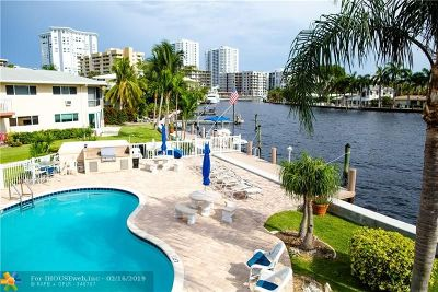 Pompano Beach Condo/Townhouse For Sale: 3216 SE 12th St #28