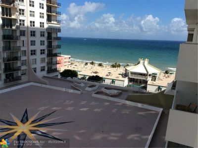Pompano Beach Condo/Townhouse For Sale: 111 Briny #1109