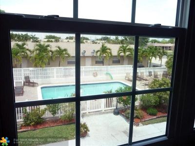 Pompano Beach FL Condo/Townhouse Backup Contract-Call LA: $149,900