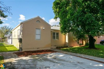 Dania Beach Multi Family Home For Sale: 55 SW 12th St