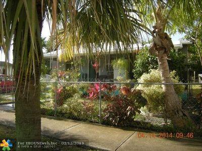 Dania Beach Single Family Home For Sale: 713 SW 7th St