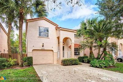 Plantation Single Family Home For Sale: 10911 NW 12th Dr