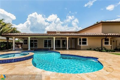 Fort Lauderdale Single Family Home For Sale: 2440 Bayview